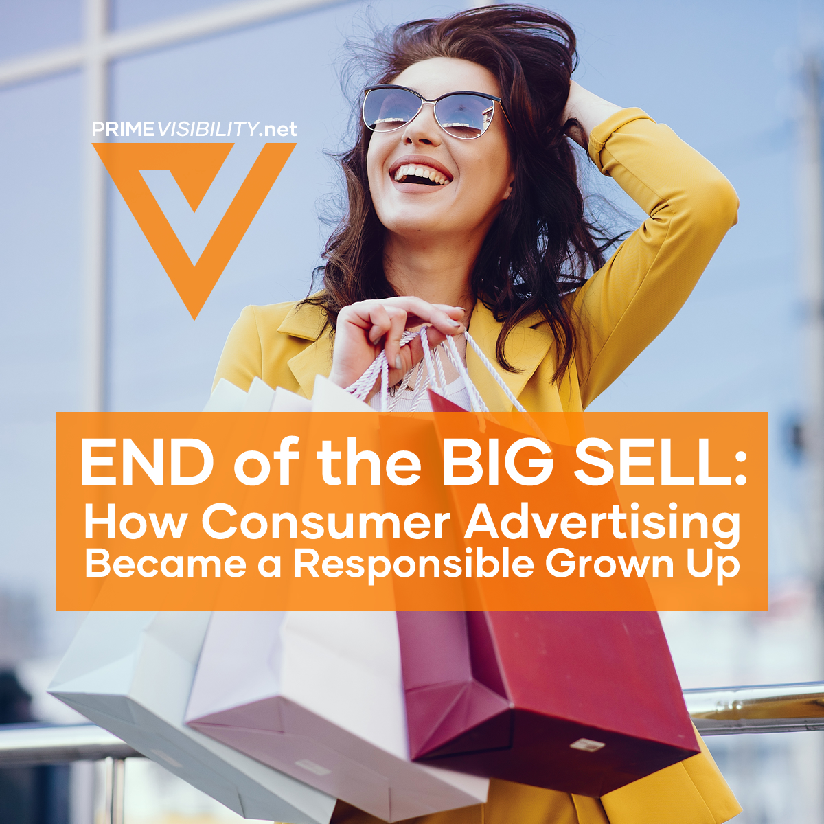 Big Sell, Satisfied Consumer, Buyer
